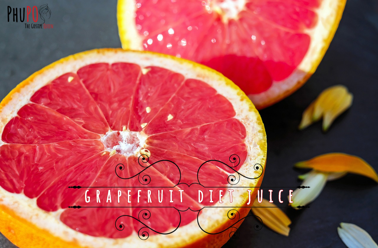 grapefruit diet juice