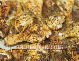 fried chicken leg recipe