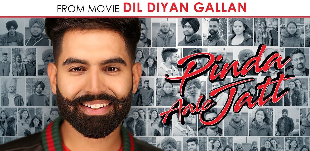 Pinda Aale Jatt Song Lyrics Parmish Verma