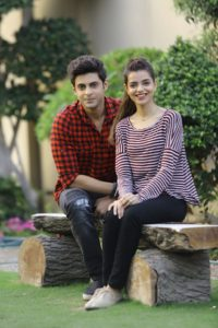 DramaAlert Saad Qureshi To Share Screen Space With Srha Asghar In