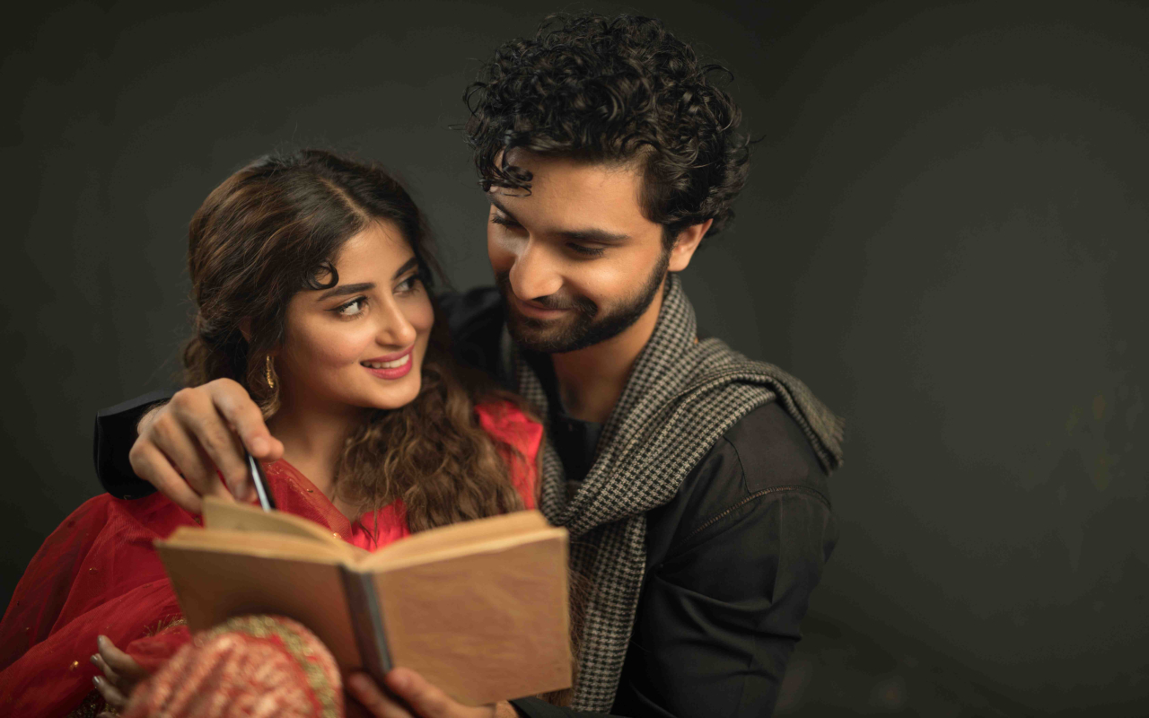 Ahad Raza Mir and Sajal Aly will be seen together again in upcoming drama