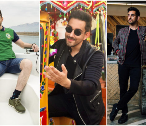 Bilal Khan Is Giving Out Major Fashion Goals
