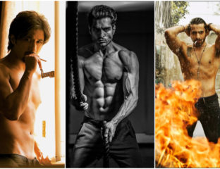 Pakistani Male Celebrities With Well Sculpted Bod Give You Major Fitness Goals