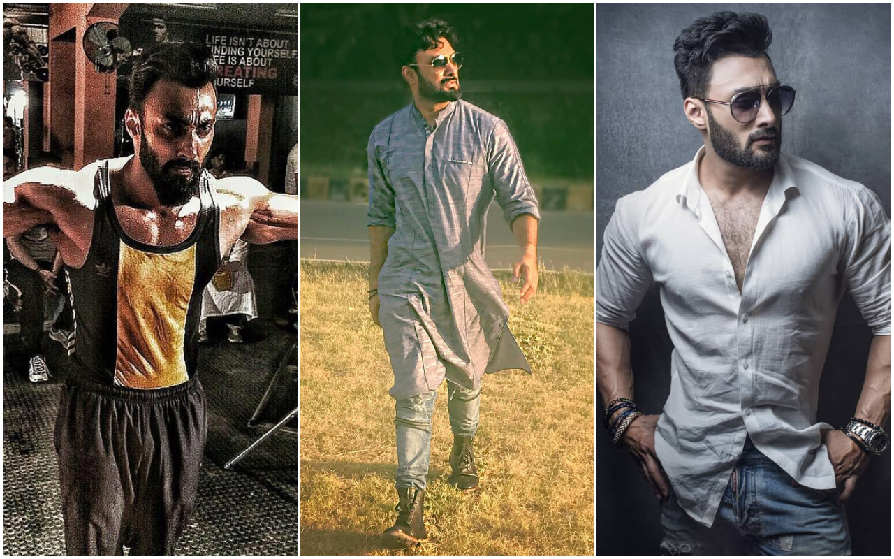 Umair Jaswal Pictures That Make Him Our Crush Everyday