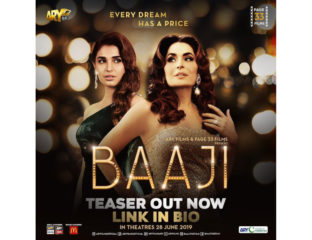 baaji teaser review