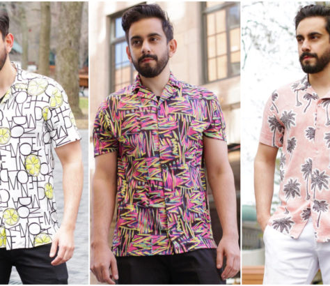 Bilal Khan Gives Outfit Ideas