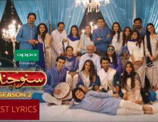 Suno Chanda 2 ost lyrics