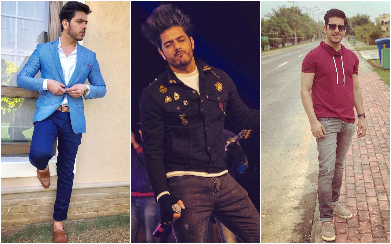 goher memtaz dapper looks that you can sport to look classy guy in the town