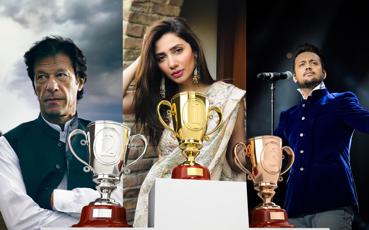 most searched pakistani celebrities on internet (1)