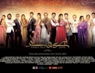 parey hut love trailer review