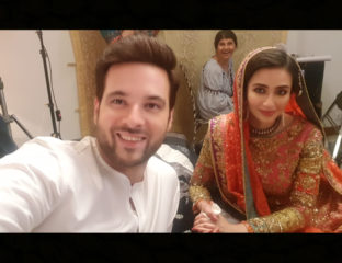 mikaal zulfiqar and sana javed paired up for zard bahar