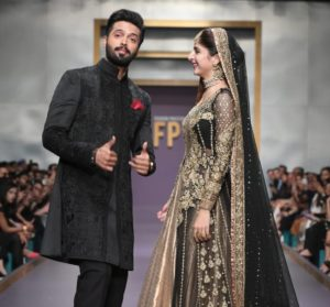 Fahad Mustafa And Mawra Hocane Showbiz A-Listers Walked Ramp And Stole The Limelight At Fashion Pakistan Week (21)